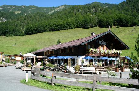 Alpengasthaus in Kirchdorf