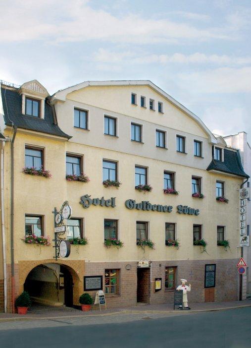 Hotel v Nemecku