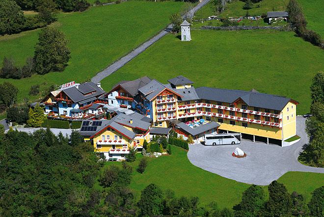 Hotel v Obervellach