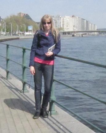 Monika opatrovateľka v Luxemburgu